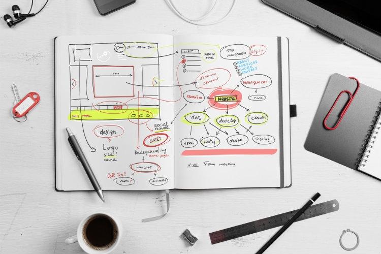 Il web design: 4 errori da non commettere sul tuo sito internet