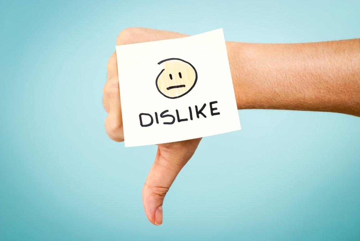 Facebook: arriva davvero il tasto non mi piace?