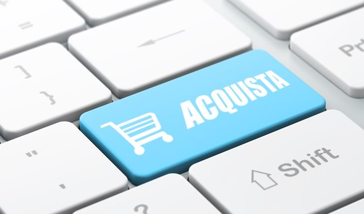 Il pulsante call-to-action nel sito e-commerce