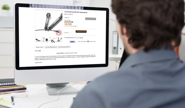 Come strutturare la scheda prodotto nell'e-commerce