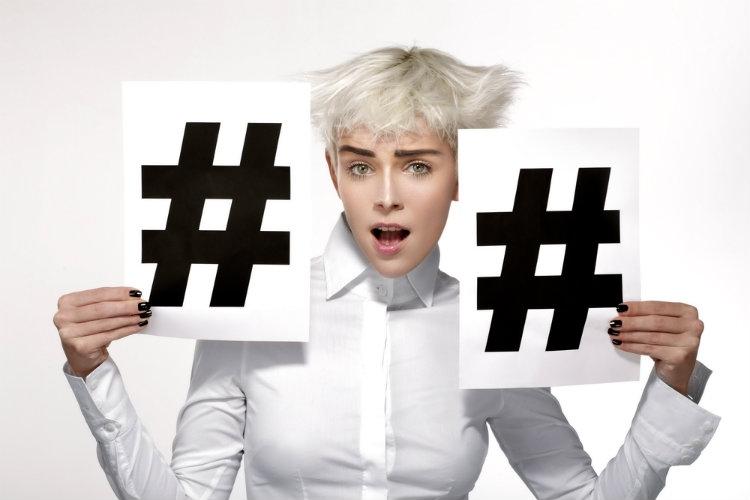 Hashtag: li sai usare?