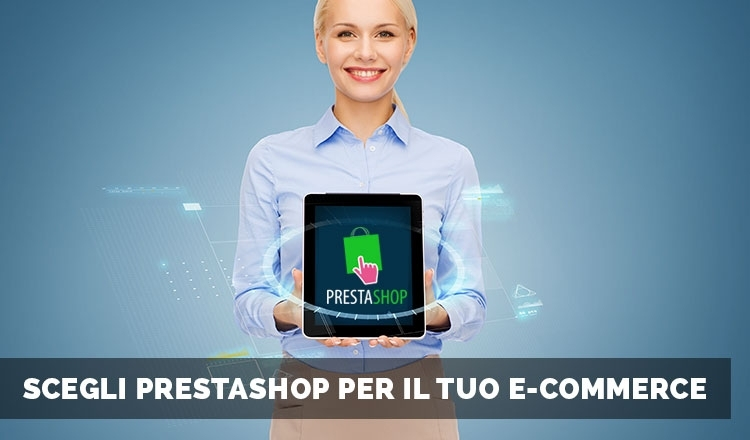 Sviluppo e-commerce con Prestashop