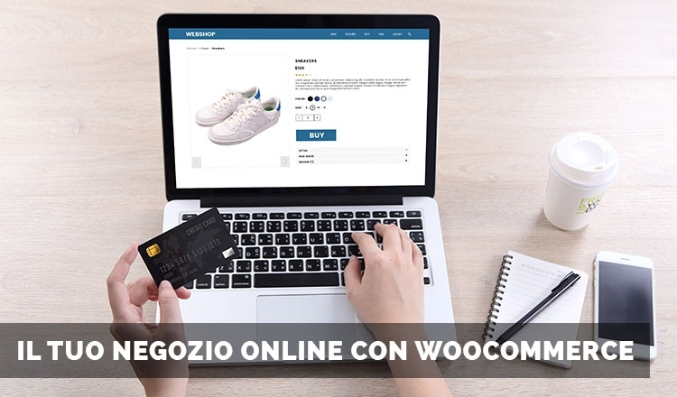 Sviluppo e-commerce con WooCommerce